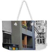 City Art Weekender Tote Bag
