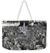 City Art United City  Weekender Tote Bag
