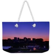 City At The Edge Of Night Weekender Tote Bag