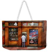 City - Baltimore Md - Explore The Land Of Beer  Weekender Tote Bag