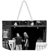 City - Baltimore Md - Tag Galleries  Weekender Tote Bag