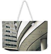 City Buildings Weekender Tote Bag