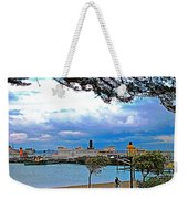 City By The Bay In San Francisco-california  Weekender Tote Bag