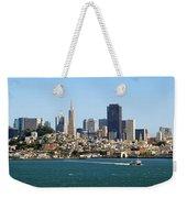 City By The Bay Weekender Tote Bag