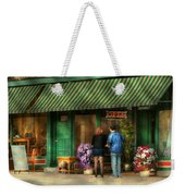 City - Canandaigua Ny - Buyers Delight Weekender Tote Bag