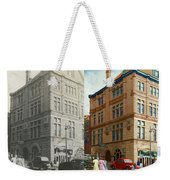 City - Chattanooga Tn - 1943 - The Masonic Temple - Both Weekender Tote Bag