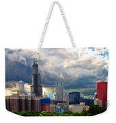 City Color Crazy Weekender Tote Bag
