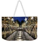 City Creek Fountain - 2 Weekender Tote Bag
