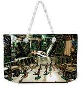 City Cyber Attack  Weekender Tote Bag