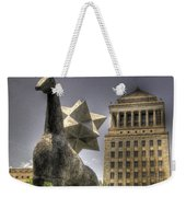 City Garden St. Louis Weekender Tote Bag