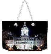 City Hall Weekender Tote Bag