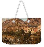 City Hall - Capetown 1917 Weekender Tote Bag