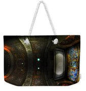 City Hall Ceiling Talents Diversified Find Vent In Myriad Form Weekender Tote Bag