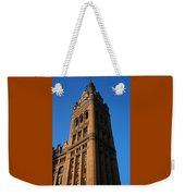 City Hall - Milwaukee Weekender Tote Bag