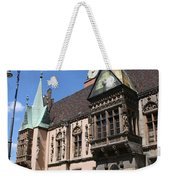 City Hall Wroclaw Weekender Tote Bag