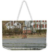 City Horse Weekender Tote Bag