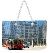 City Life Weekender Tote Bag