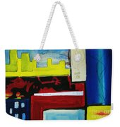 City Life Weekender Tote Bag
