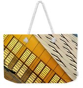 City Lines Weekender Tote Bag