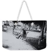 City Lonesome Weekender Tote Bag