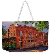 City Market At Savannah Weekender Tote Bag