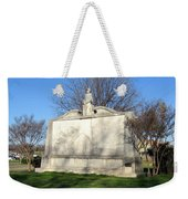 City Memorial Gainesville Texas Weekender Tote Bag