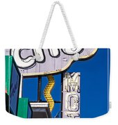 City Motel Las Vegas Weekender Tote Bag