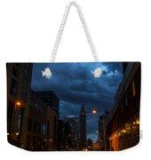City Night Weekender Tote Bag