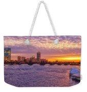 City Nights Weekender Tote Bag by Joann Vitali