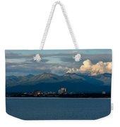 City Of Anchorage  Weekender Tote Bag