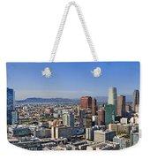 City Of Angels Weekender Tote Bag