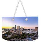 City Of Austin Texas Weekender Tote Bag