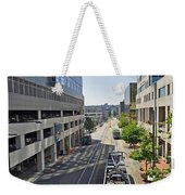 City Of Destiny Weekender Tote Bag
