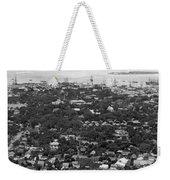 City Of Honolulu Weekender Tote Bag