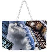 City Of London Iconic Buildings Weekender Tote Bag