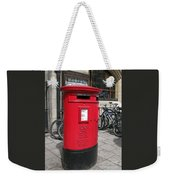City Of Oxford Weekender Tote Bag