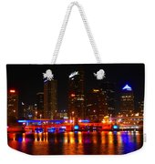 City Of Patriots Weekender Tote Bag