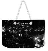 City Of Vegas 2008 Weekender Tote Bag