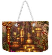 City Of Wands Weekender Tote Bag