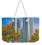 City Of Zagreb Modern Architecture Weekender Tote Bag