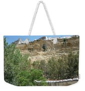 City On A Cliff Weekender Tote Bag