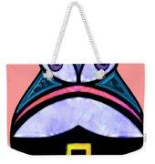 City Owl Weekender Tote Bag