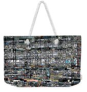 City Park City Art Weekender Tote Bag