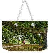 City Park Stroll 2 Weekender Tote Bag
