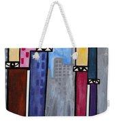 City People Weekender Tote Bag