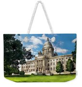 City - Providence Ri - The Capitol  Weekender Tote Bag