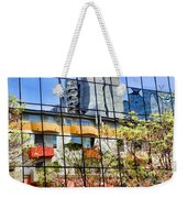 City Reflections By Diana Sainz Weekender Tote Bag