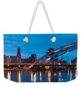 City Reflections IIi Weekender Tote Bag