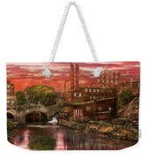 City - Richmond Va - After The Fighting Stopped - 1865 Weekender Tote Bag