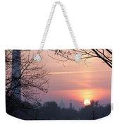 City Rising Weekender Tote Bag